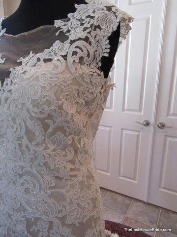 Sottero & Midgley Francine 4SS010MC