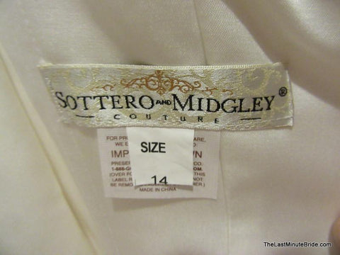 Sottero & Midgley Sorrento 4ST050