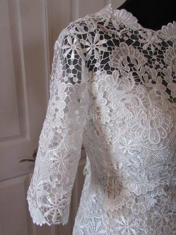 Long sleeve Style Wedding Dress