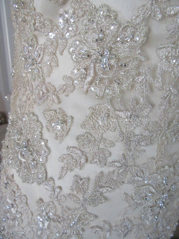 Color Gold Wedding Dress
