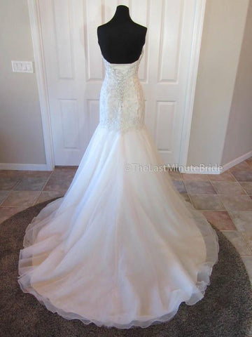 40.5 Bust Wedding Dress