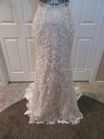 27.5 Waist Wedding Dress