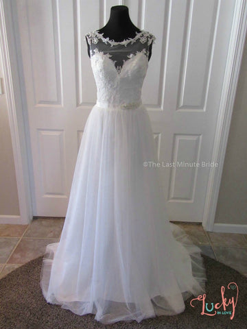 The Last Minute Bride Style Emma Size 6