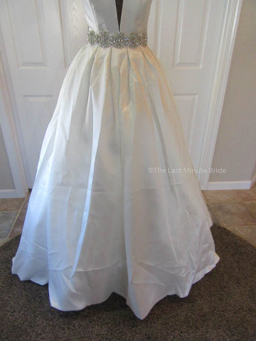 Grace by The Last Minute Bride (Made to Order Size 2- 34)