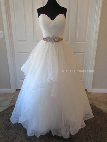 The Last Minute Bride Nicole Wedding Dress