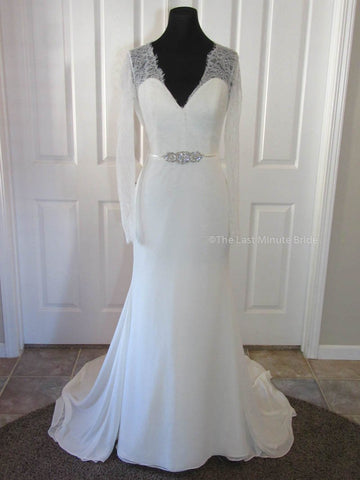 100% Authentic Tara Keely 2551 Wedding Dress