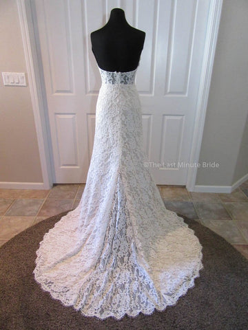 14 Label Size Wedding Dress