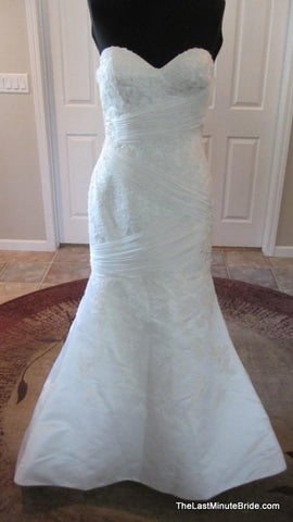 Ivory Color Bridal Gown