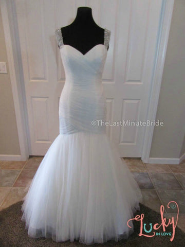 Holly 14609 Style Wedding Dress