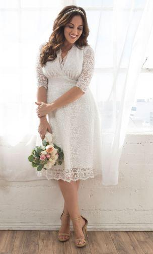 ... 100% Authentic Brenda Rose From The Last Minute Bride Wedding Dress ...