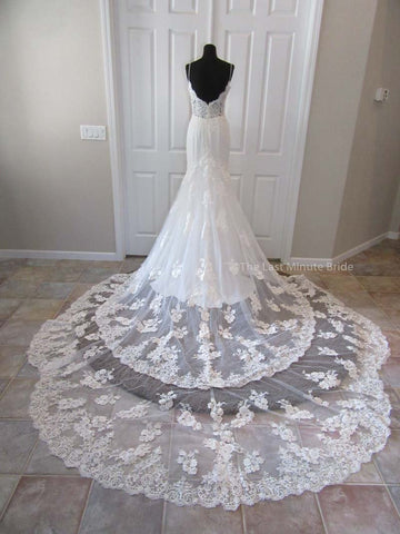 The Last Minute Bride Style Alexa (Made to Order)