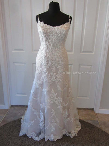 Maggie Sottero Style Riley Marie 8MC731AC