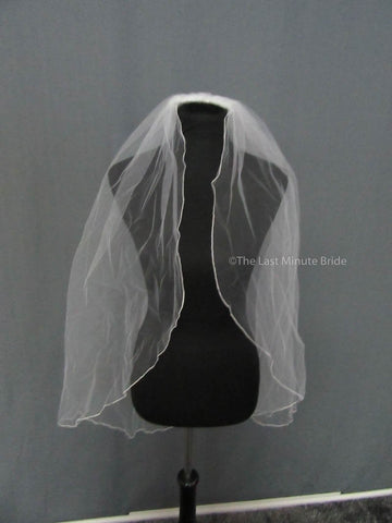 JL Johnson Bridal Veil