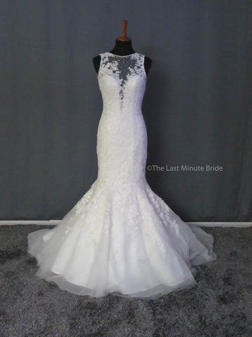 100% Authentic Allure 2807 Wedding Dress
