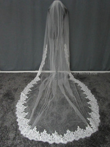Giselle SP322 Bridal Veil