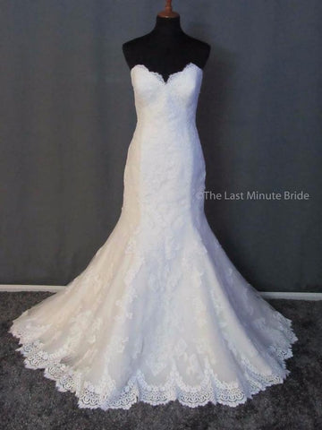 100% Authentic Maggie Sottero Cadence Wedding Dress