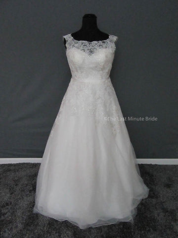 100% Authentic Maggie Sottero Ophelia &MS378 Wedding Dress
