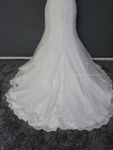 Size 20 and up Wedding Dress