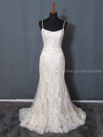 100% AuthenticSottero Midgley Celine Wedding Dress