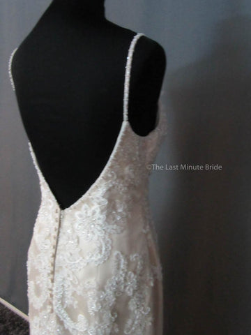 29.5 Waist Wedding Dress