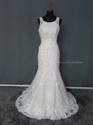 100% Authentic Stella York 6500 Wedding Dress