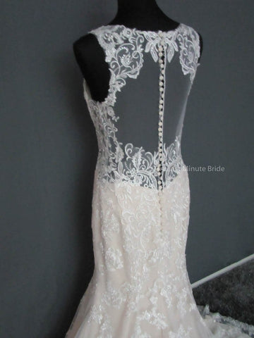38.5 Bust Wedding Dress