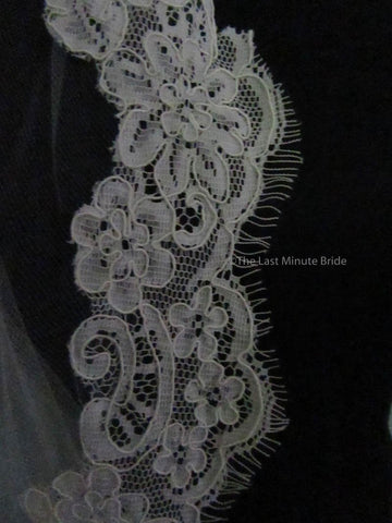 The Last Minute Bride Veil Style #105-5