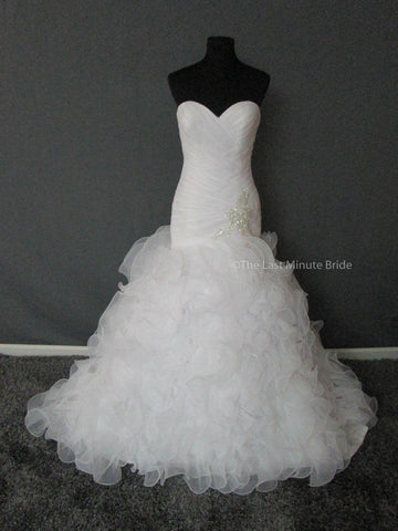 100% Authentic Allure 8915 Wedding Dress