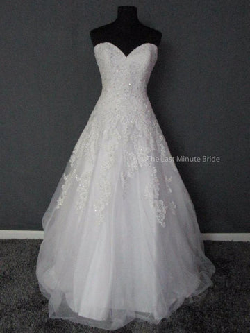 Allure Bridal Gown Style 9153 Wedding Dress