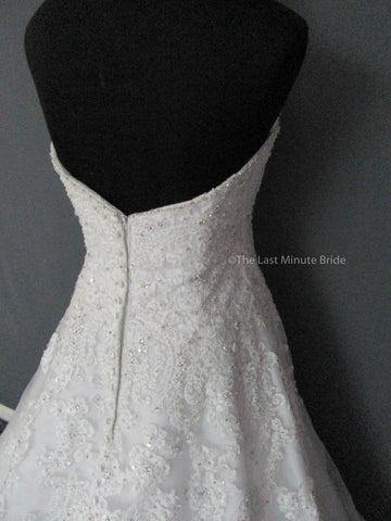 Allure Bridals 9153 Size 18