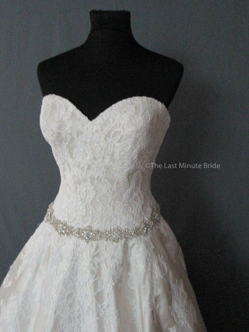 Allure Bridals 9165 Size 16