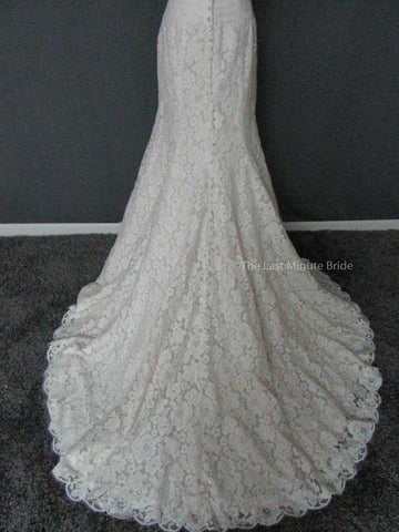Allure Bridals 9210 Iv/Champ 12