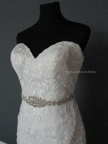 Allure Bridals 9254 size 16