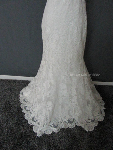 Allure Bridals 9264 size 12