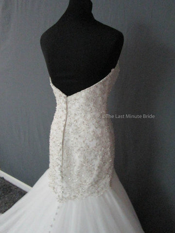 Allure Bridals 9325 size 10
