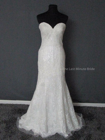 100% Authentic Allure 9350 Wedding Dress