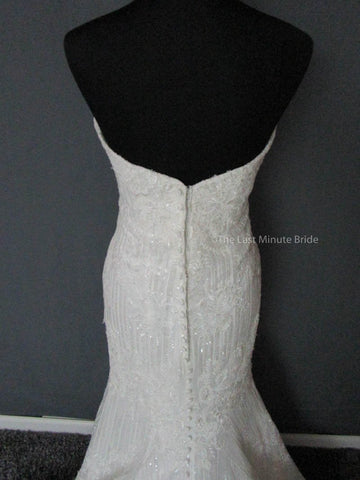 Allure Bridals 9350 Size 2