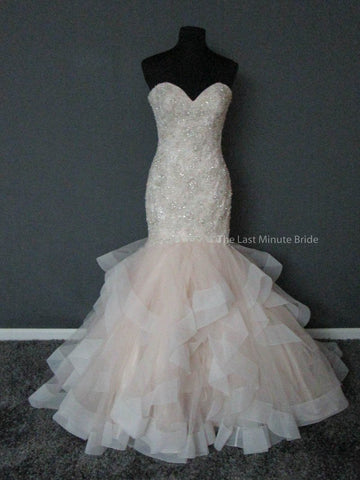 100% Authentic Allure 9421 Wedding Dress