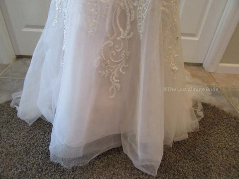 Allure Bridals 9463 Size 12