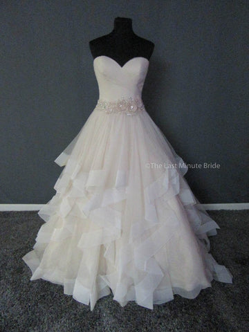 100% Authentic Allure 9408 Wedding Dress