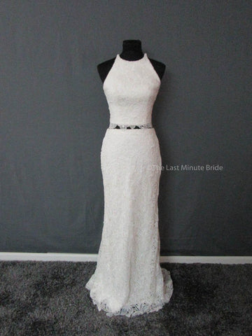 100% Authentic Casablanca 2241 Wedding Dress