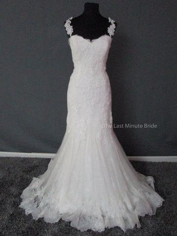 100% Authentic Enzoani Ivanka Wedding Dress