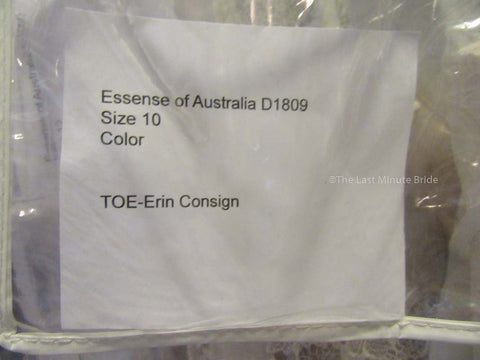Essense of Australia D1809
