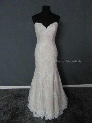 100% Authentic Kitty Chen wedding dress from The Last Minute Bride
