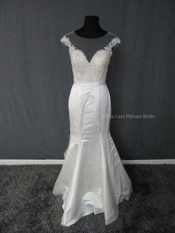 100% Authentic Madison James wedding dress from The Last Minute Bride