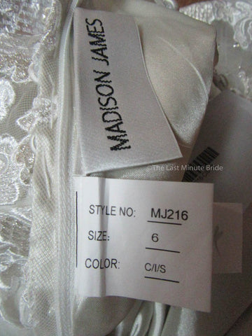 Madison James MJ216 Size 6