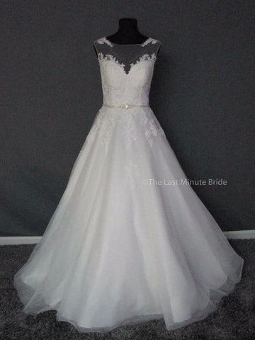 100% Authentic Rebecca Ingram by Maggie Sottero Olivia Wedding Dress
