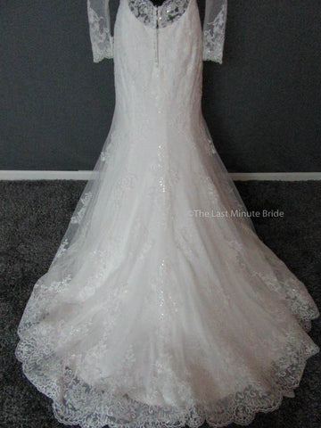 Size 12-14 Wedding Dress