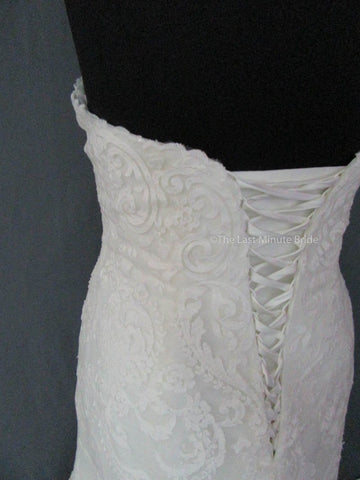 43.0 Waist Wedding Dress