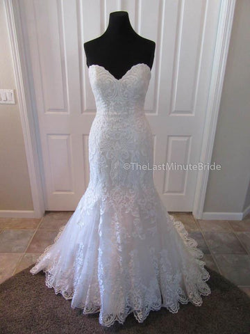Maggie Sottero Rosamund 6MT199 size 10 sold out